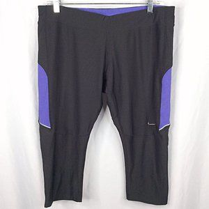 Nike Running Capri Leggings Tights Pants Workout